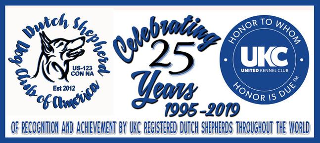Dutch Shepherd Dog Club of America Membership Application